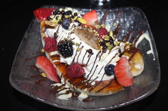 the most epic banana split of all time