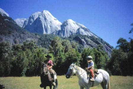 Horseback Riding in Chile