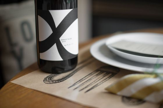 For this dish, I chose to pair it with a Pinot Noir because I love drinking reds on Sunday night - it leads to long conversation at the table. Pinot Noir is also great with roast chicken.
