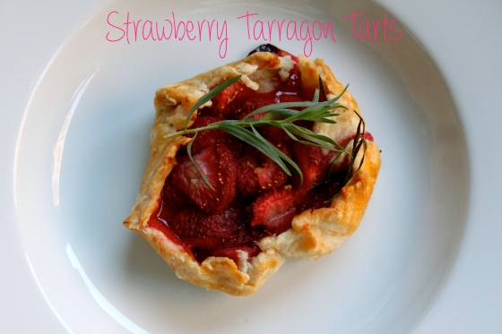 Sip Savour Share Strawberry Tarts
