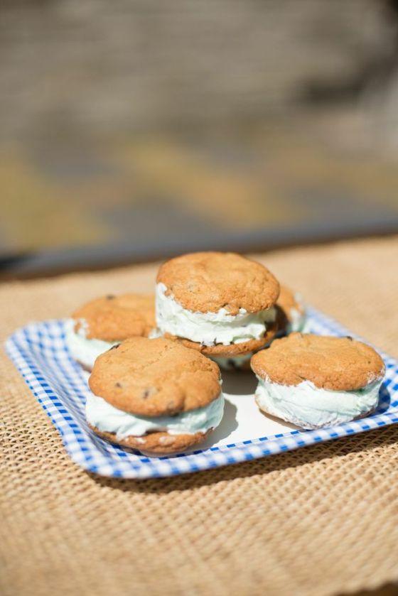Gourmet Ice Cream Sandwiches