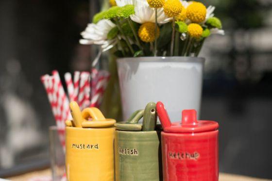 Mustard:Relish:Ketchup