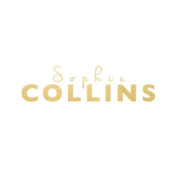 Sophie Collins shapes Gold Foil